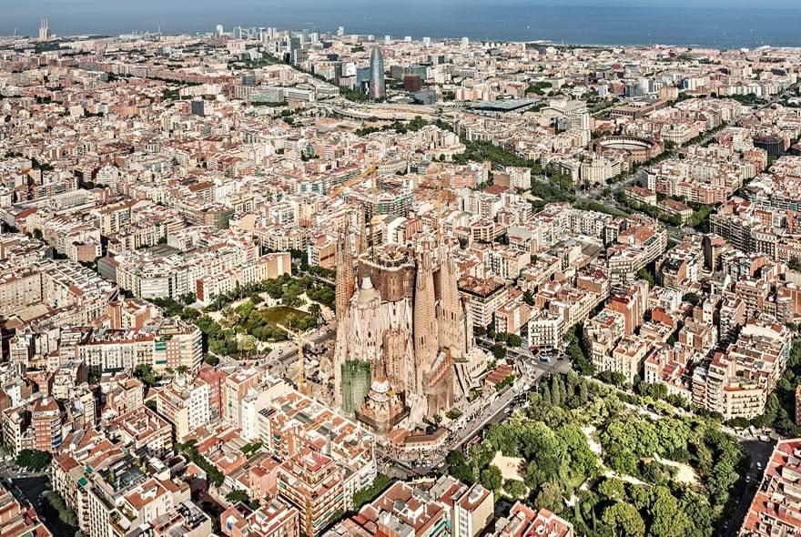 Sagrada Familia website SEO migration