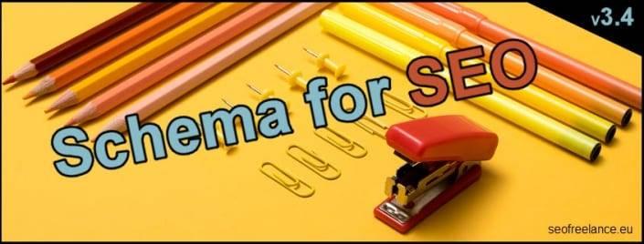 Schema for SEO - Post series header